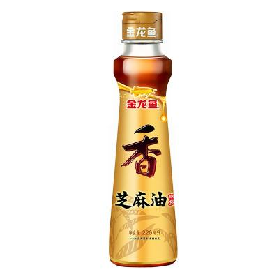 金龍魚芝麻油 220ml 調味品 香油