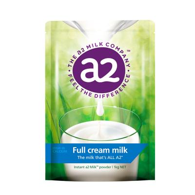 【全脂高鈣】 a2 澳洲全脂高鈣成人奶粉3歲以上1kg特殊配方澳大利亞兒童學生孕婦中老年牛奶