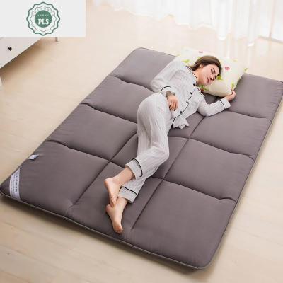 打地鋪神器睡墊可折疊省空間防潮厚地墊榻榻米床墊懶人床臥室家用 普羅森