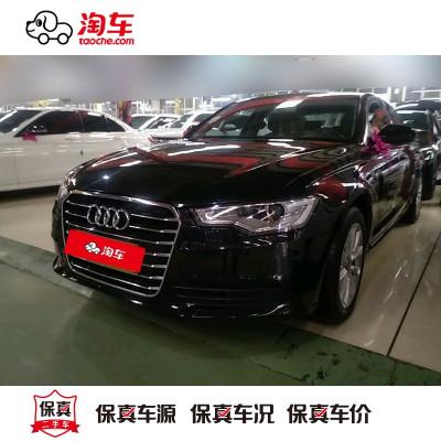 【订金销售】 奥迪 A6L 2012款 TFSI 标准型 淘车二手车