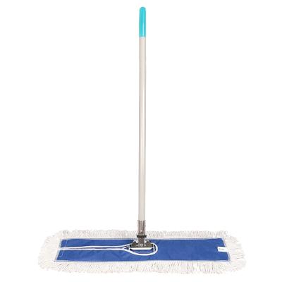 工霸(GONGBA)平板拖把 尘推排拖拖布 标准款 110CM