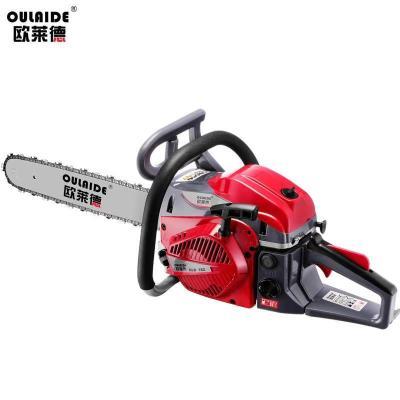 欧莱德(OULAIDE)OLD-162汽油锯伐木锯木工锯大功率树机电锯破冰锯 OLD-162 2.8KW汽油链锯