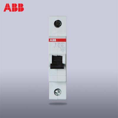 【ABB官方旗舰店】ABB小型断路器单进单出空气开关1P32A单片单极空开SH201-C32