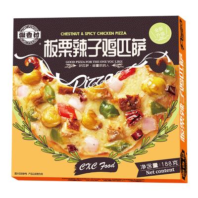 潮香村板栗辣子鸡匹萨188g