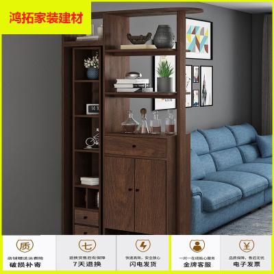 蘇寧放心購客廳屏風隔斷玄關柜家用口現代簡約進簡易多功能廳柜裝飾柜新款簡約