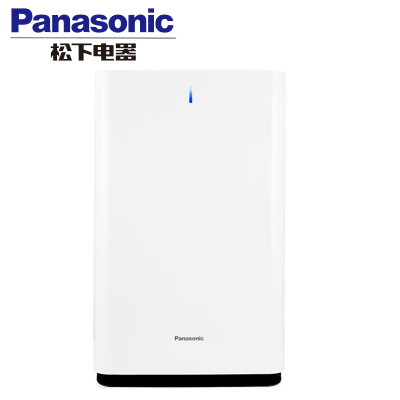 松下(Panasonic)空气净化器F-61C7PD-K杀菌;除苯;除烟尘;除异味;除甲醛 CADR值200(黑色)