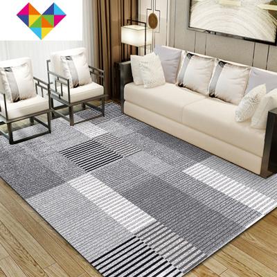 北歐地毯客廳茶幾墊現代簡約臥室房間滿鋪床邊毯大面積家用ins風 御藍錦