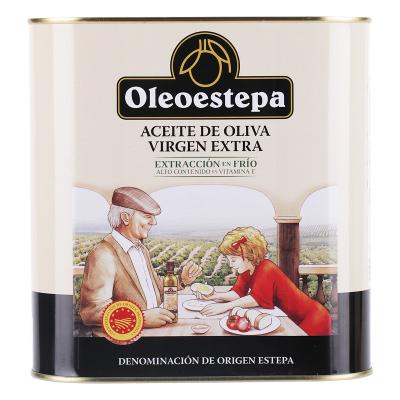 Oleoestepa奥莱奥原生原装进口PDO特级初榨橄榄油食用油(西班牙)新老包装随机发货