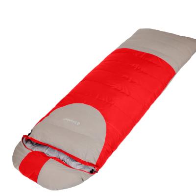 三極戶外(Tripolar) TP2929 羽絨睡袋信封式1500克室內通用保暖旅行便攜白鴨絨睡袋