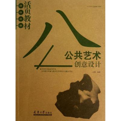 正版 公共艺术创意设计 王鹤 天津大学出版社 9787561847008 书籍