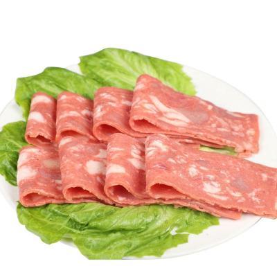 培根肉片家用煙熏燒烤早餐烘培原料手抓餅培根肉 400克