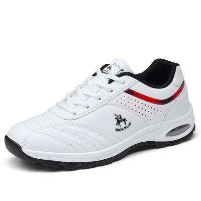 奈客保羅品牌男鞋2020年春季新品男士休閑鞋運動鞋氣墊增高鞋跑步鞋低幫鞋旅游鞋潮鞋