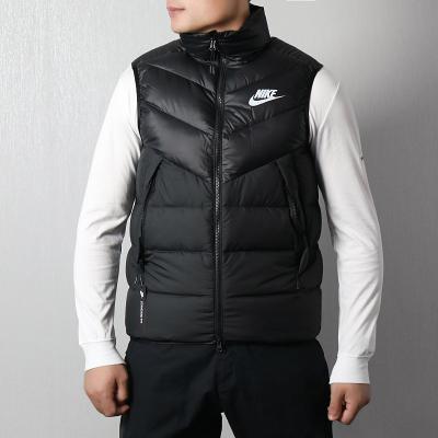 Nike/耐克 男子運動服 運動休閑服防風保暖輕薄羽絨馬甲928860-010-687