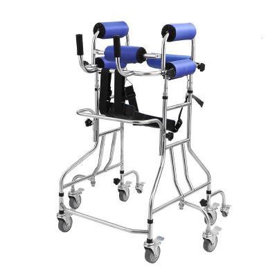 成人學步車多功能下肢訓練行走站立架老人中風偏癱康復器材