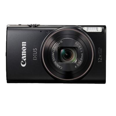 佳能(Canon) IXUS 285 HS 黑色 數碼相機 約2020萬像素 3英寸屏