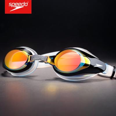 Speedo泳镜 男女通用款休闲游泳眼镜 专业防雾防紫外线游泳镜