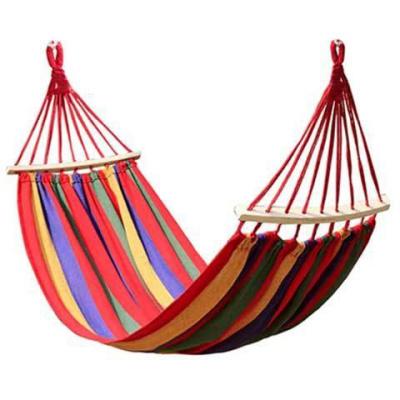 吊床戶外蕩秋千吊椅寢室閃電客宿舍大學生單雙成人室內家用帆布搖籃吊椅