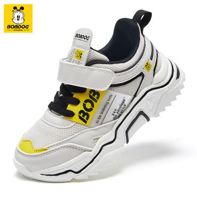 巴布豆BOBDOG HOUSE童鞋秋季新款男童女童运动鞋儿童韩版休闲潮鞋跑步鞋中大童B9392