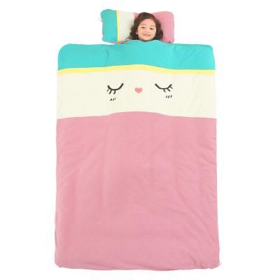 【苏宁自营】新生婴儿小被子秋冬宝宝幼儿园午睡被加厚款儿童棉被纯棉四季通用