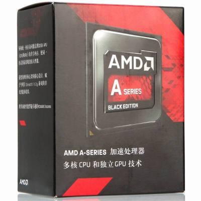 AMD APU系列 A10-9700 四核CPU盒装处理器 R7核显 台式机 AM4接口 AMD APU系列 A10-9700