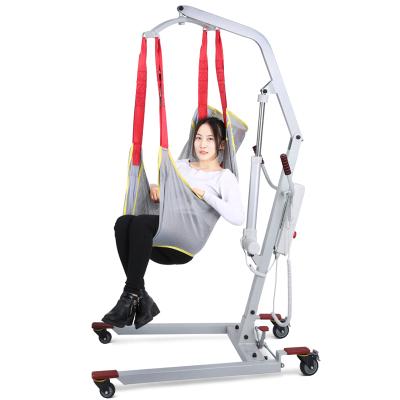 可孚電動移位機癱瘓病人護理臥床家用老人移位器起吊升降機床上搬運帶(蓄電式)