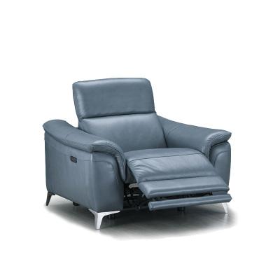 科智乐 AIoT家具智能欧式真皮沙发组合CLOUD 一人位