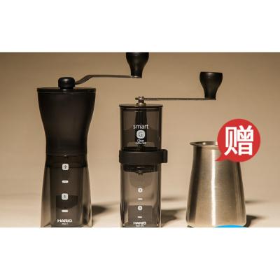 手动磨豆机 手摇咖啡豆陶瓷磨芯磨粉器 MSS