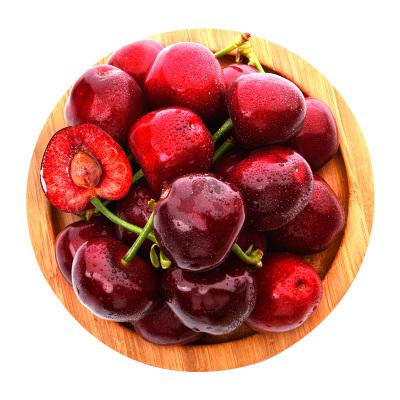 【顺丰空运】智利进口JJ级车厘子 2斤装 果径28-30mm 应季水果
