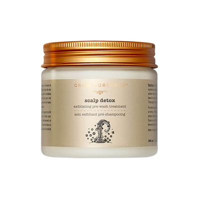 Grow Gorgeous 头皮净化磨砂膏190ml/瓶 深度清洁 防脱发 GG