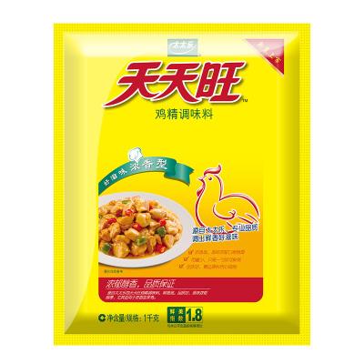 太太樂 雞精 天天旺調味料 家庭裝經濟實惠 1kg 雀巢出品