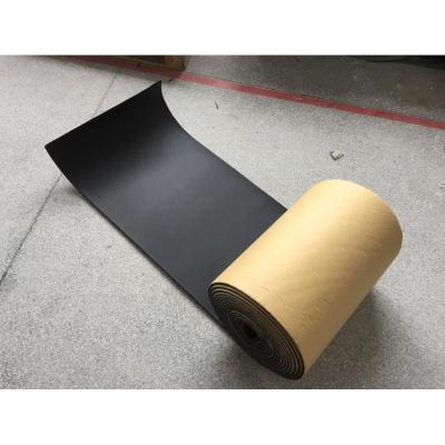 超薄阻尼隔音棉材料室內墻體家用ktv吊頂吸音隔音氈保溫棉2mm/3mm 0.5米X5米(3mm厚)