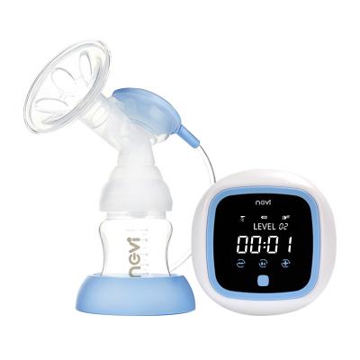 新贝智能单边吸乳器 电动吸奶器 多频双模智能吸乳器 XB-8716