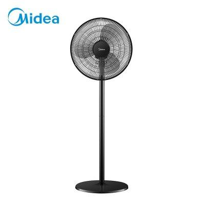 美的電風扇FS40-18C三檔可調 落地扇 電風扇 搖頭 低噪靜音 大功率 通風循環