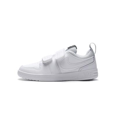 【自营】NIKE童鞋男女婴童舒适魔术贴复刻跑步运动鞋AR4161