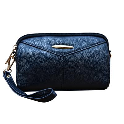 女包2018新款手拿斜跨包时尚手机包迷你贝壳包零钱包两用小包包女