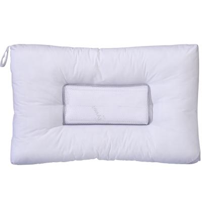 富安娜(FUANNA)家纺决明子枕头枕芯成人睡眠护颈椎枕单人荞麦枕草本茶香枕头一对拍2