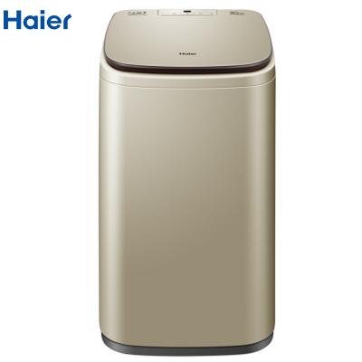 【99新】Haier/海爾MBM33-R178迷你波輪洗衣機3.3KG容量免清洗自編程燙燙凈除菌小型預約洗觸控