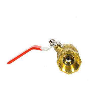 黄铜球阀 全铜内螺纹球阀大体216 开关阀门 4分DN15 1只