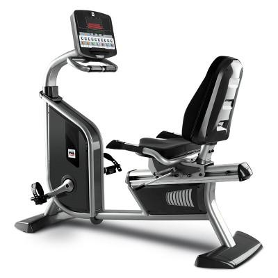 商用健身房欧洲百年品牌BH必艾奇商用卧式健身车商用健身器材企业单位健身房H895BM_LED免费送货上门免费安装