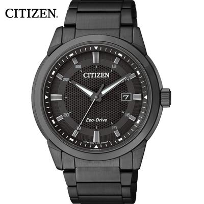 西铁城(CITIZEN)手表 光动能不锈钢覆BIP表带男表BM7145-51E