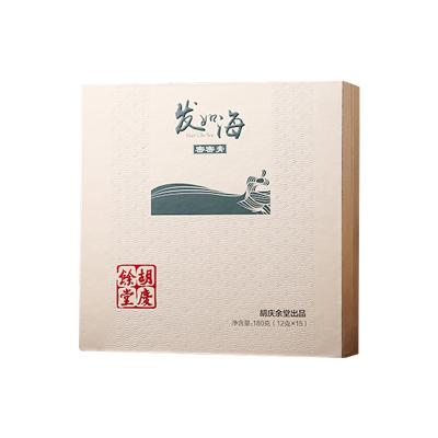 胡慶餘堂 发如海膏系列 密密膏12克*15条盒装