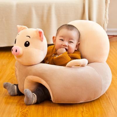智扣婴儿学坐沙发防摔小座椅宝宝靠背儿童沙发防摔防侧翻学坐餐椅神器