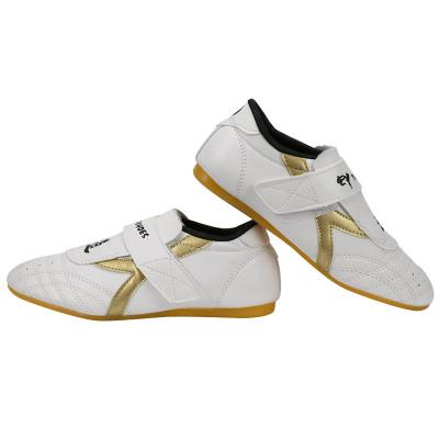 跆拳道鞋儿童男训练软底女款初学者成人武术鞋夏季透气泰拳道鞋子