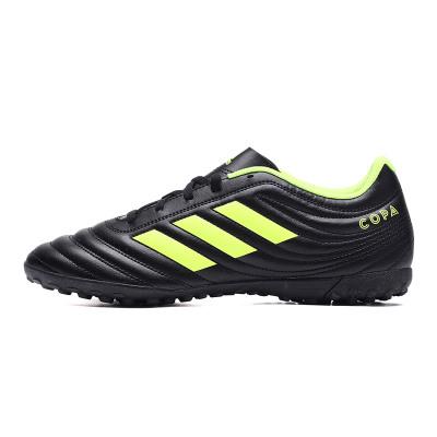 【自营】adidas男鞋足球鞋COPA 19.4 TF碎钉比赛训练运动鞋BB8097