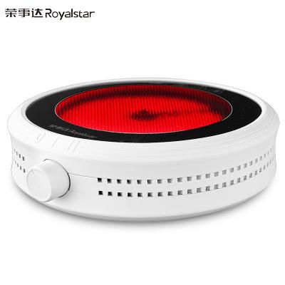 榮事達(Royalstar)電陶爐DTL08A家用茶爐智能光波爐電池爐爆炒火鍋觸控式微晶玻璃3檔以上不挑鍋具