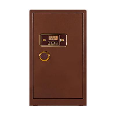 鸿业盛大(HONG YE SHENG DA)MS-BXG004喷粉智能锁具加粗锁栓保险柜(460L*400W*800H)