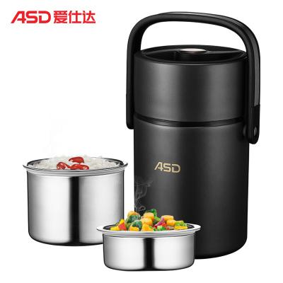 ASD  3 давхар хоолгы халуун сав хэмжээ:1.7L   RWS17T1WG