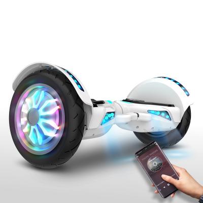 阿尔郎(AERLANG)双轮智能电动平衡车成人扭扭漂移思维体感车两轮儿童平衡车-N2-F迷你白