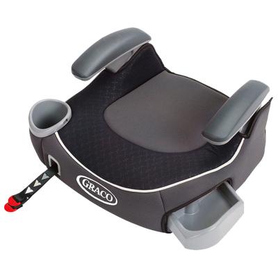 【美國斷貨王】graco/葛萊 兒童汽車安全座椅增高墊(4歲以后) 3-12歲Affix 黑色雙向安裝 Isofix接口