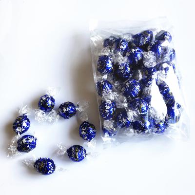 瑞士進口Lindt 瑞士蓮 軟心精選 黑巧克力味39粒 500g(1斤裝)零食結婚情人禮物